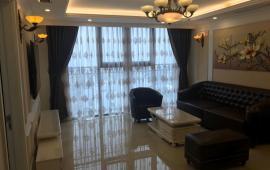 Cho thuê căn hộ cao cấp tại 36 Hoàng Cầu, Tân Hoàng Minh 130m2, 3PN, đủ đồ giá 18 triệu/tháng.