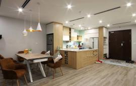 Cho thuê căn hộ chung cư Home City, 3 PN, đầy đủ nội thất 14 tr/th. LH: 0911 802 911 - 0975 162 509