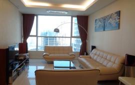 Cho thuê CHCC Keangnam Lanmark, dt 107m2, 3PN sáng, tầng cao thoáng, đầy đủ đồ đẹp, giá 25tr/th