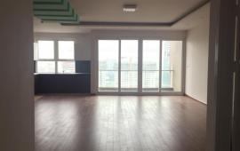 Cho thuê căn hộ CT4 Vimeco Nguyễn Chánh, 160m2, 5 PN, cơ bản (để ở hoặc làm văn phòng)