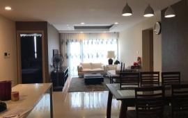 Cho thuê căn hộ Thăng Long nuber one , tòa A, 143m, căn góc, 3 ngủ, đủ đồ, 28,5 triệu