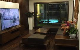 Cho thuê chung cư Star Tower Dương Đình Nghệ 158m2, 4 PN, đầy đủ đồ đẹp 23 triệu/tháng
