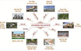 Cho thuê căn hộ CCCC Hyundai - Tô Hiệu, 140m, 3PN, đủ đồ, view cực đẹp. Lh 0964088010