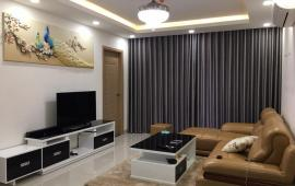 Cho thuê căn hộ chung cư Sun Square - 117m2, thiết kế 3 phòng ngủ, đủ đồ, 15 tr/th. 0963212876
