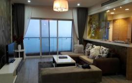 Cho thuê căn 2 phòng ngủ diện tích 70m2 tòa Hòa Bình Green city nhà mới nhận, nội thất đầy đủ chủ đầu tư, giá: 10triệu/th LH Em Cường :0902.999.118.