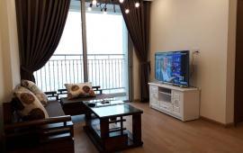 Cho thuê chung cư cao cấp Vinhomes Gardenia Hàm Nghi, DT 56m2, 1PN, đủ đồ, 11tr/th.