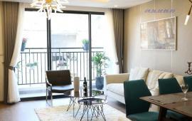 Cho thuê căn hộ chung cư Homecity 2 phòng ngủ full nội thất theo style trẻ trung - sang trọng