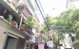 Cho thuê căn hộ tập thể tầng 2 ngõ 128C Đại La 70m2,2PN, 5.5 triệu/tháng