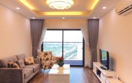 Cho thuê chung cư cao cấp Golden Palace Mễ Trì 141m2, 4PN, đầy đủ nội thất đẹp, giá 23tr/th