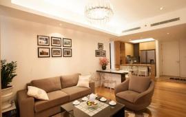 Cho thuê CHCC Indochina Xuân Thủy, 2PN sáng, tầng trung, full nội thất đẹp, giá 25 tr/th
