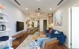 Cho thuê căn hộ tòa A chung cư Imperia Garden, 86m2, 2 phòng ngủ, full nội thất, có ảnh Lh 0936178336