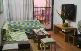 Cho thuê CHCC Hòa Bình Green City, 70m2, thiết kế 2 phòng ngủ, 2 vệ sinh, nội thất đầy đủ