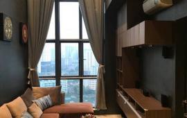Cho thuê CHCC Hòa Bình Green City, 68m2, thiết kế 2 phòng ngủ, 2 vệ sinh, nội thất đầy đủ