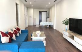 Cho thuê CH Chung cư Hà Nội Center Point, tầng 21, 3 ngủ, đủ nội thất, 16 triệu; LHCC: 0936388680
