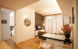 Cho thuê CHCC Golden Land tầng 20 DT 145m2, 3 ngủ đủ nội thất, căn góc 15 triệu/tháng LH 0932252393