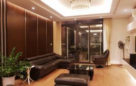Cho thuê căn hộ Golden Land, diện tích 115m2, 3 PN, đủ đồ 14 triệu/ tháng.