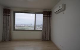 Cho thuê CHCC Royal City, tầng 20, DT 123m2, 2 phòng ngủ, nội thất cơ bản 14tr/th