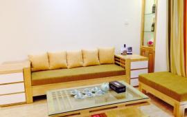 Chính chủ cho thuê CHCC Dolphin Plaza, đường Trần Bình, tầng 19, DT 144m2, 2PN, đủ đồ, giá 16tr/th