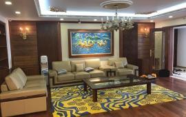 Cho thuê căn hộ cao cấp tại chung cư D2- Giảng Võ, Ba Đình 130m2, 3PN đủ đồ giá 17triệu/tháng.