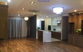 Cho thuê chung cư Tràng An Complex, 95m2, cơ bản, 12 tr/th, căn góc (cửa hướng Nam)