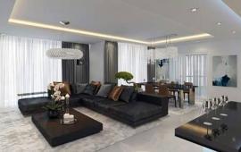 Căn hộ R6, 120m2, tầng 15, 3PN đều sáng, nội thất đẹp, 20 triệu/tháng. LH: 09332252393