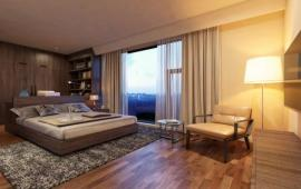 Cho thuê căn hộ CC R1 tầng 12, 112m2, 2PN đều có ban công, đủ nội thất 16 triệu/tháng - 0985024383