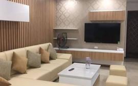 Cần cho thuê gấp căn hộ chung cư N04 128m2, 3 PN, full nội thất, giá 18 tr/th vào ngay