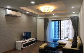 Cho thuê chung cư Sun Square, 21 Lê Đức Thọ, tầng 20, 120m2, 3 PN, đủ nội thất. LHTT: 0936388680