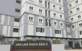 Cho thuê căn hộ chung cư Him Lam Thạch Bàn 2 Long Biên, 68m2, 5.5tr Lh: Ms.Thùy 01689733691