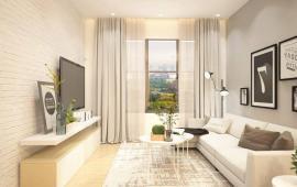Cho thuê căn hộ chung cư Thăng Long Number One, tầng cao, căn góc, nội thất sang trọng (có ảnh)