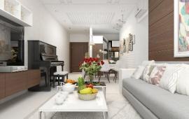 Cho thuê căn hộ chung cư Richland Southern, căn góc, hướng mát, nội thất nhập khẩu đẹp nhất tòa