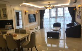 Cho thuê căn hộ chung cư Thăng Long Number One, tầng cao, căn góc, full nội thất, 0981993455
