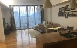 Cho thuê căn hộ cao cấp tại chung cư D2- Giảng Võ 130m2, 3PN tầng cao view hồ giá 17triệu/tháng.