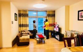 Cho thuê chung cư cao cấp Keangnam 118m2, 3 ngủ, nhà rất đẹp