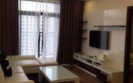 Cho thuê căn 2 phòng ngủ thoáng tòa R1 - 112m2, full nội thất đồ rời nhập khẩu. LH: 0936178336