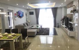 Cho thuê căn hộ cao cấp tại chung cư D2- Giảng Võ, Ba Đình 90m2, 2PN view hồ giá 15triệu/tháng.