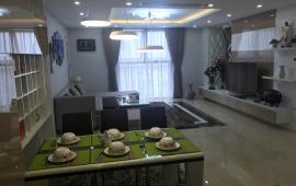 Cho thuê căn hộ cao cấp tại chung cư D2- Giảng Võ 134m2, 3PN tầng cao view hồ giá 17triệu/tháng.