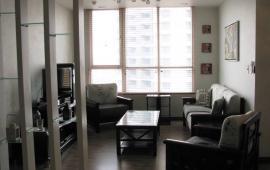 Cho thuê căn hộ M3-M4 Nguyễn Chí Thanh, DT 122m2, 3 phòng ngủ, đủ đồ, giá 13 tr/th.