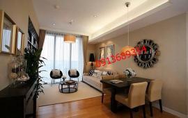 Cho thuê CC cao cấp Indochina Plaza, 98m2, 2 PN, full nội thất sang trọng khách Mỹ vừa hết hợp đồng