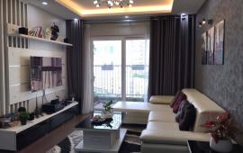 Cho thuê CHCC StarCity Lê Văn Lương. DT:  77m2, 2PN, full đồ nội thất, giá  17 triệu/th.