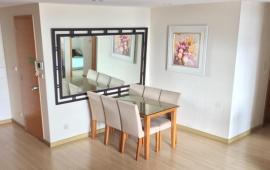 Cho thuê căn hộ 3 phòng ngủ, 2 WC, chung cư cao cấp tòa Chelsea Park, nội thất đầy đủ