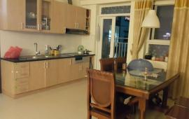 Cho thuê căn hộ chung cư 165 Thái Hà, 3 phòng ngủ, đầy đủ nội thất