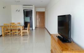 Cho thuê căn hộ chung cư Thăng Long Garden. Diện tích 90m2, thiết kế 3 phòng ngủ, 2 vệ sinh nội thất cơ bản