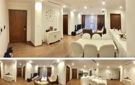 Cho thuê chung cư cao cấp tòa Central Fiel 219 Trung Kính 2 PN, vừa trang bị xong nội thất 15 tr/th