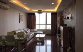Cần cho thuê CHCC  Sunsquare Lê Đức Thọ. DT: 117m2, 3PN, full nội thất đẹp. Giá 14 tr/th.