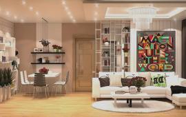Cần cho thuê gấp căn hộ tại CCC N05 TH - NC, 162m2, 3PN, nội thất đầy đủ hiện đại tiện nghi