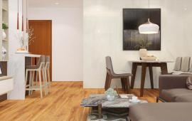 Cần cho thuê gấp CHCC Thăng Long Yên Hòa, 99m2, 2PN, đầy đủ nội thất sang trọng hiện đại