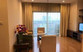 Cho thuê CHCC Hòa Bình Green Bưởi, 2 ngủ sáng, đầy đủ nội thất đẹp, giá 13tr/th (ảnh thật)