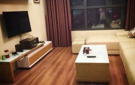 Cho thuê gấp CHCC HD Mon City. 2PN sáng, 2WC, đầy đủ nội thất, 12tr/tháng.