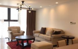 Cho thuê căn hộ chung cư Thăng Long Number One, tầng cao, căn góc, tự thiết kế nội thất. 0981993455